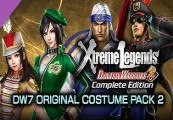 DW8XLCE - SPECIAL COSTUME PACK 1 & SPECIAL WEAPON Steam Gift