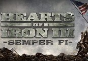 Hearts of Iron III - Semper Fi DLC Steam Gift