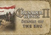 Crusader Kings II - Songs of the Rus DLC Steam CD Key