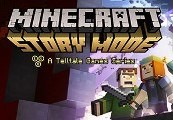 Minecraft: Story Mode - Season Pass DLC NA PS4 CD Key
