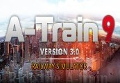 A-Train 9 V3.0 : Railway Simulator Steam CD Key