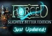 FORCED: Slightly Better Deluxe Edition Content DLC Steam CD Key