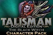 Talisman: Digital Edition - Black Witch Character Pack Steam CD Key