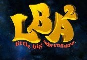 Little Big Adventure 2 Steam CD Key