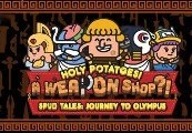 Holy Potatoes! A Weapon Shop?! - Spud Tales: Journey to Olympus DLC Steam CD Key