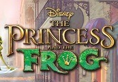 Disney The Princess and the Frog Steam Gift