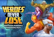 Heroes Never Lose: Professor Puzzler's Perplexing Ploy Steam CD Key