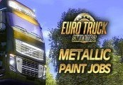 Euro Truck Simulator 2 - Metallic Paint Jobs Pack DLC Steam Gift
