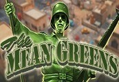 The Mean Greens - Plastic Warfare Steam Gift