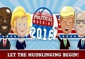 The Political Machine 2016 Steam CD Key