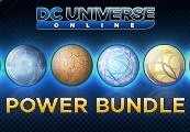 DC Universe Online Power Bundle DLC Digital Download CD Key