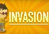 Invasion (Hipix Studio) Steam CD Key