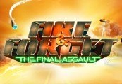 Fire & Forget - The Final Assault Steam CD Key