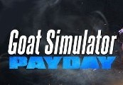 Goat Simulator - PAYDAY DLC Steam CD Key