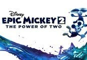 Disney Epic Mickey 2: The Power of Two Steam CD Key