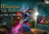 Magicka - The Ninth Element Novel DLC Steam CD Key