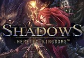 Shadows: Heretic Kingdoms Steam CD Key