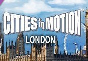 Cities in Motion: London DLC Steam Gift