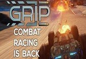 GRIP: Combat Racing US PS4 CD Key