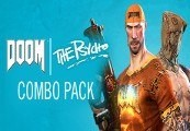 BRINK: Doom/Psycho Combo Pack Clé Steam