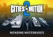 Cities in Motion 2: Wending Waterbuses DLC Steam CD Key