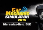 Car Mechanic Simulator 2015 - Mercedes-Benz DLC Steam CD Key