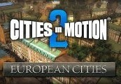 Cities in Motion 2 - European Cities DLC Steam CD Key
