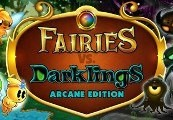 Fairies vs. Darklings: Arcane Edition Steam CD Key