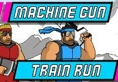 Machine Gun Train Run Steam CD Key