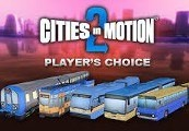 Cities in Motion 2: Players Choice Vehicle Pack Steam CD Key