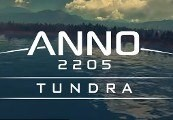 Anno 2205 - Tundra DLC Uplay CD Key