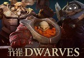 We Are The Dwarves Steam CD Key