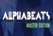 Alphabeats: Master Edition Steam CD Key