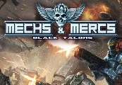 Mechs & Mercs: Black Talons Steam CD Key