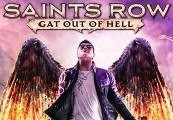 Saints Row IV + Saints Row: Gat out of Hell First Edition Steam CD Key