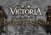 Victoria II: Interwar Engineer Unit Pack Steam CD Key