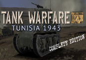 Tank Warfare: Tunisia 1943 Complete Edition Steam CD Key