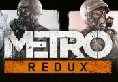 Metro Redux Bundle RU VPN Required Steam Gift