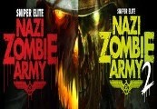 Sniper Elite: Nazi Zombie Army Bundle Steam CD Key