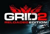 GRID 2 Reloaded Edition Steam CD Key