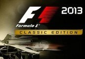F1 2013 Classic Edition South America Steam CD Key