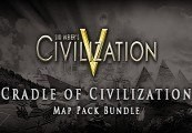 Sid Meier's Civilization V - Cradle of Civilization DLC Bundle Steam Gift