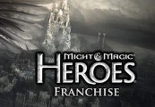 Might and Magic Franchise Pack Steam Gift