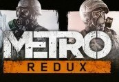 Metro Redux Bundle NON EU Steam CD Key