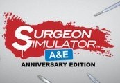 Surgeon Simulator - Anniversary Edition Content DLC Steam Gift