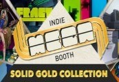 Indie MEGABOOTH - Solid Gold Collection Steam Gift