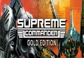 Supreme Commander Gold Edition Steam CD Key