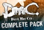 DmC: Devil May Cry Complete Pack Steam Gift