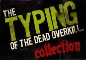 The Typing of The Dead: Overkill Collection RoW Steam CD Key