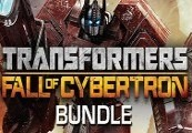 Transformers: Fall of Cybertron Bundle Steam CD Key